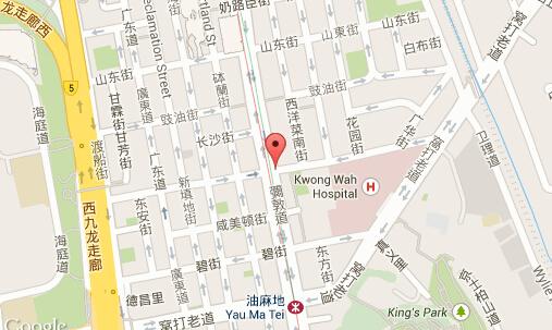 恒健海外香港公司地址