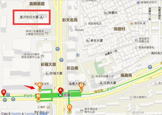 恒健海外地铁线路图